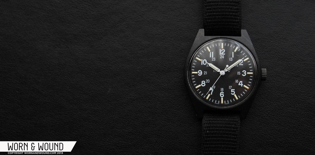 d8ea27c27a8 A Primer on Mil-Spec Watches