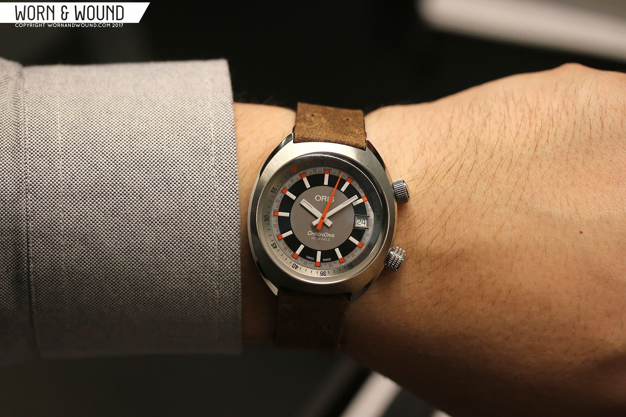 Amazon.com: Oris Chronoris Date: Watches