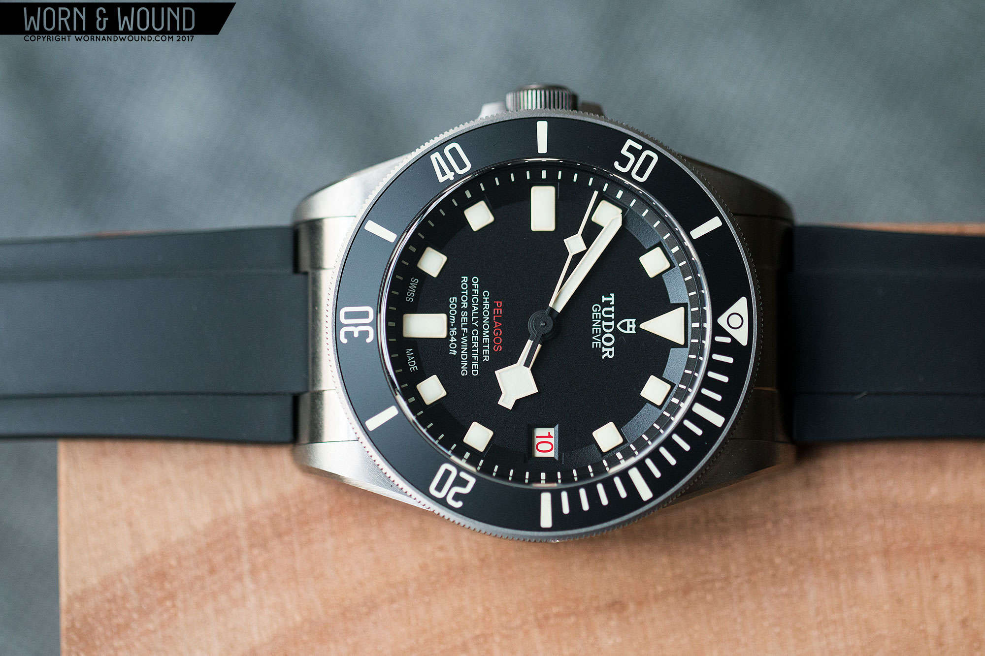 tudor pelagos lhd review worn wound. Black Bedroom Furniture Sets. Home Design Ideas