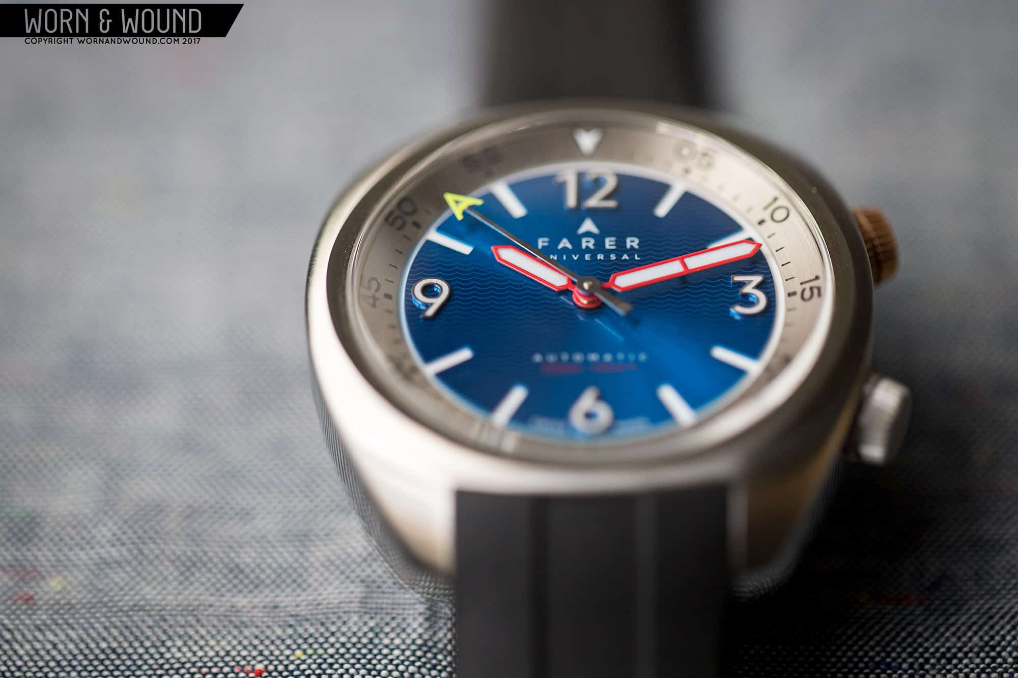 Farer Aqua Compressor Hecla Review