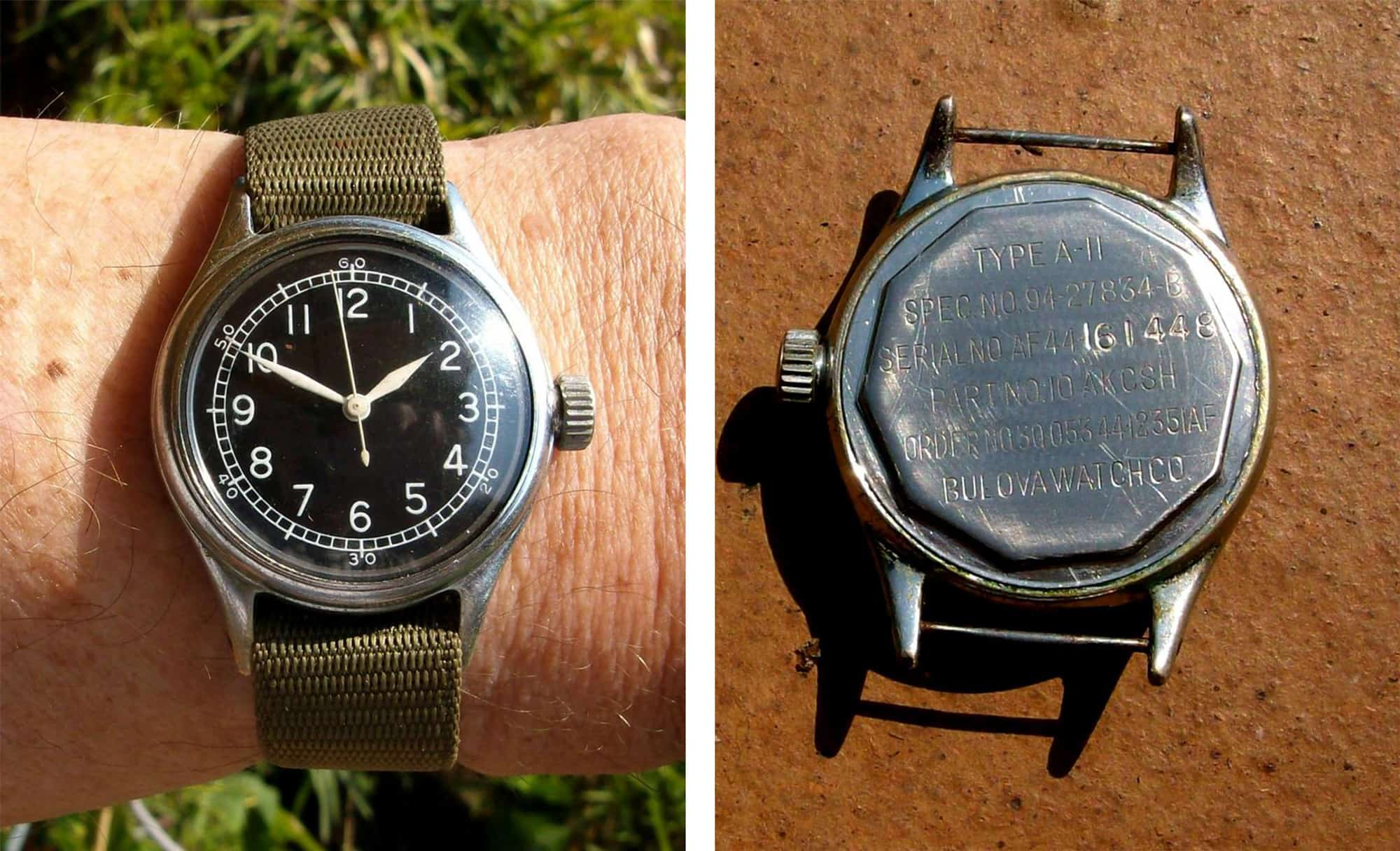 Military Watches of the World: A-11, the Watch That Won the War