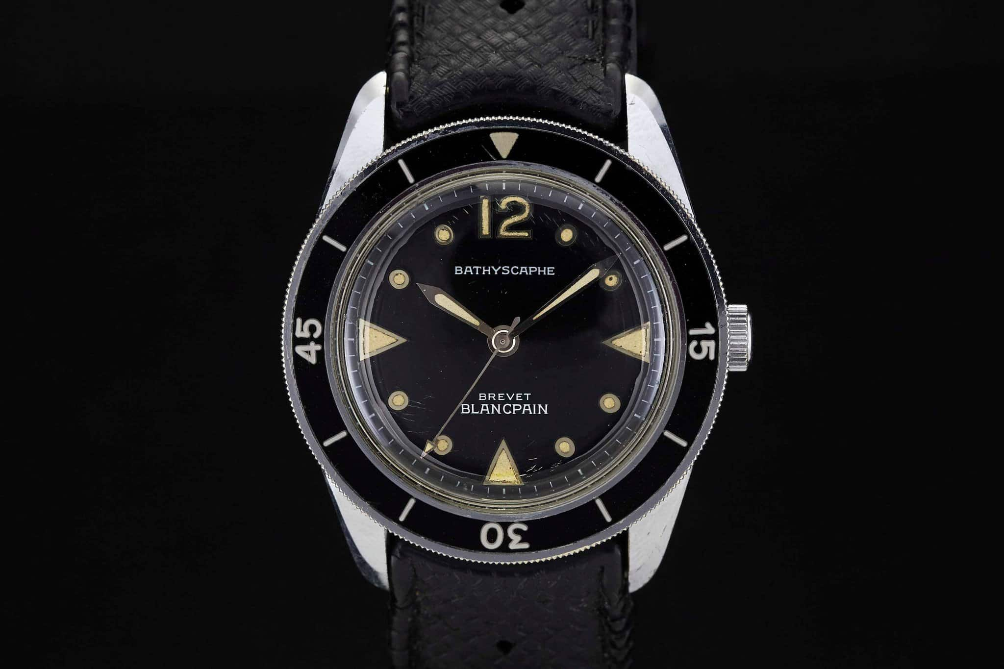Affordable Vintage: A Tale of Two Private Label Bathyscaphes
