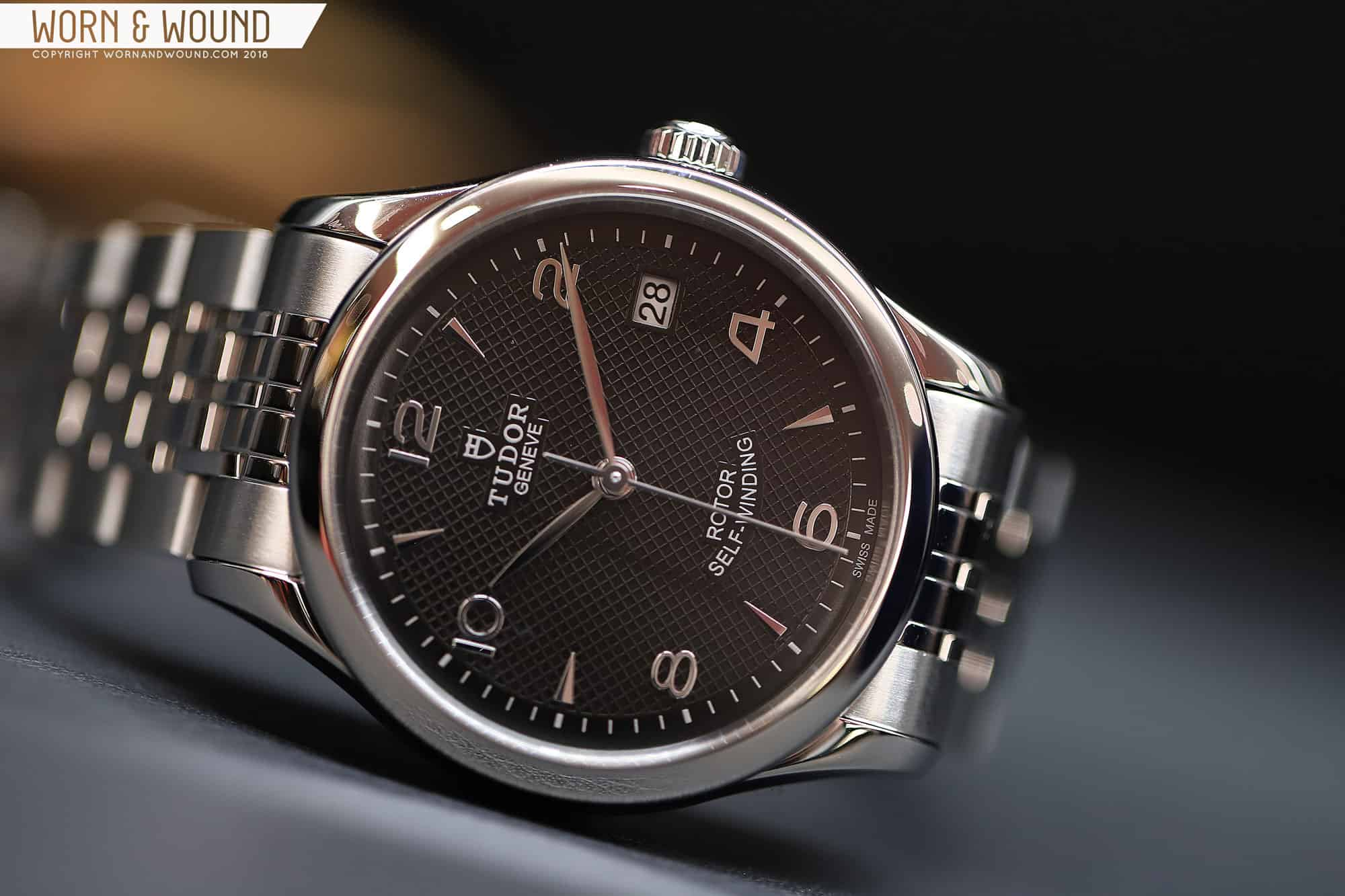 Baselworld 2018: Introducing the Tudor 1926 Collection, a New Entry Point Into the Shield