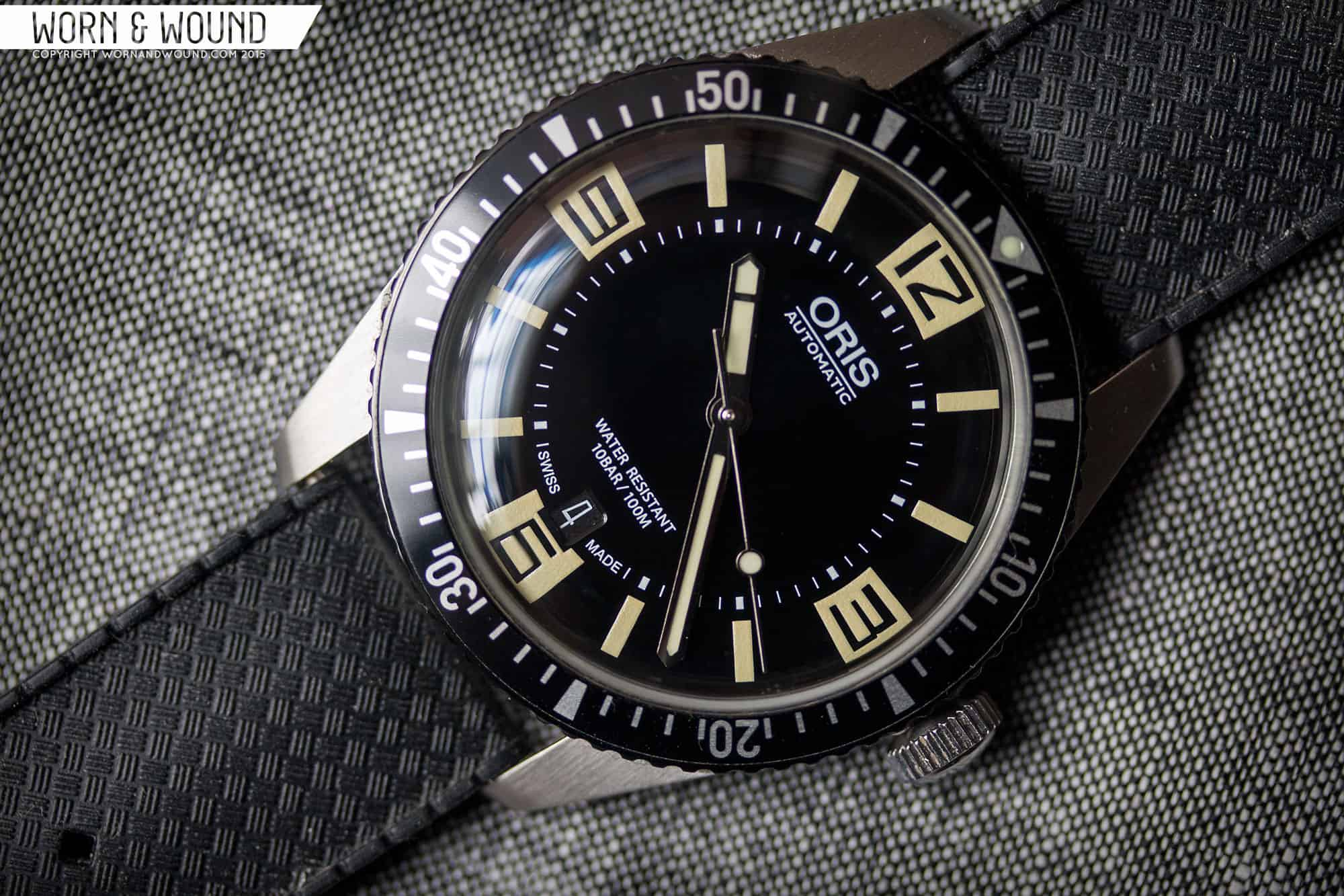 Oris Divers Sixty-Five Review - Worn & Wound