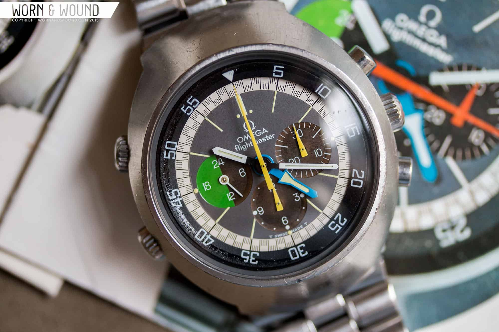 Omega Flightmaster: A Jumbo Jet for your Wrist - Worn & Wound