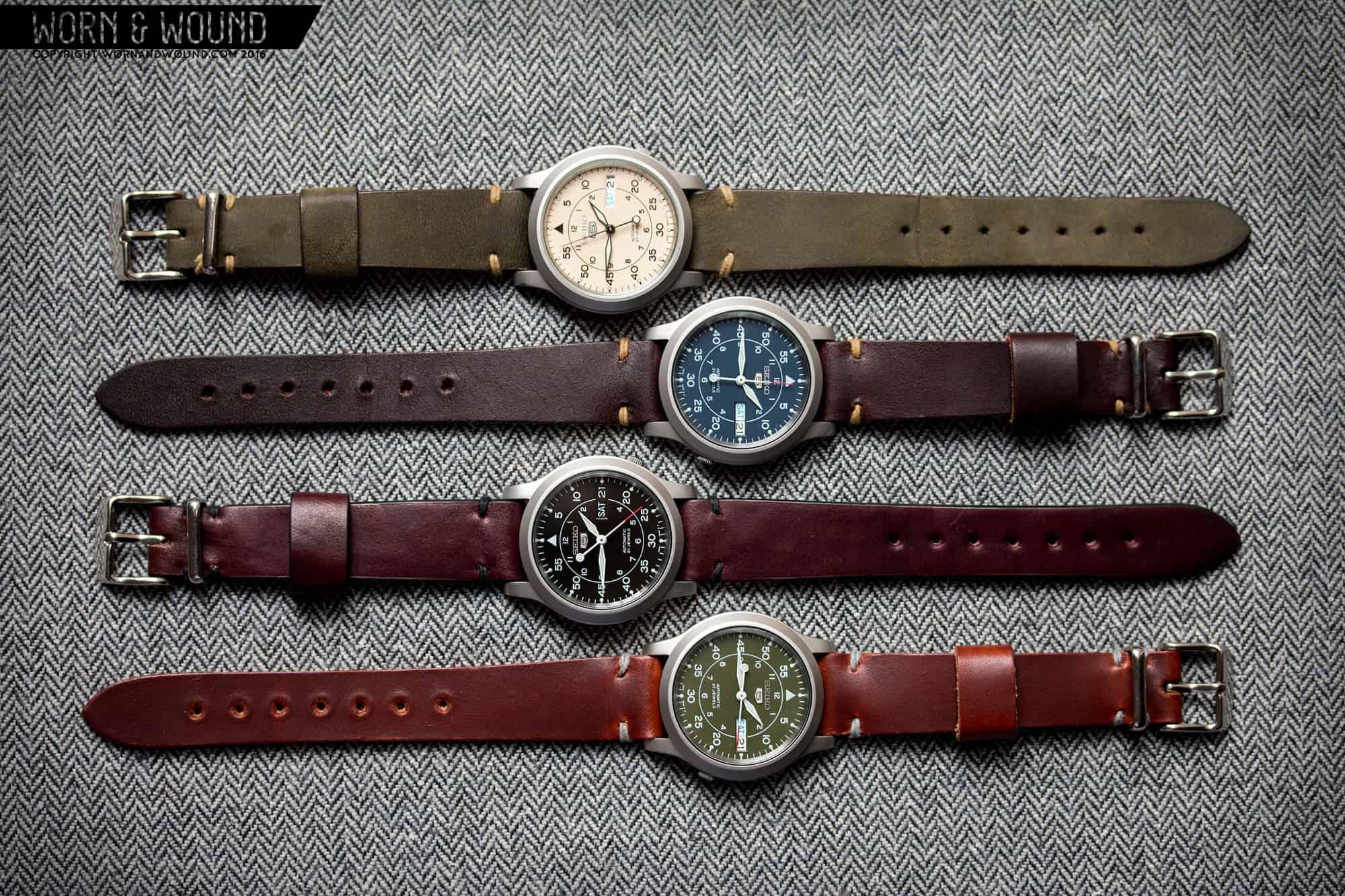 Five Great Seiko 5 Watches for Under $200 - Worn & Wound