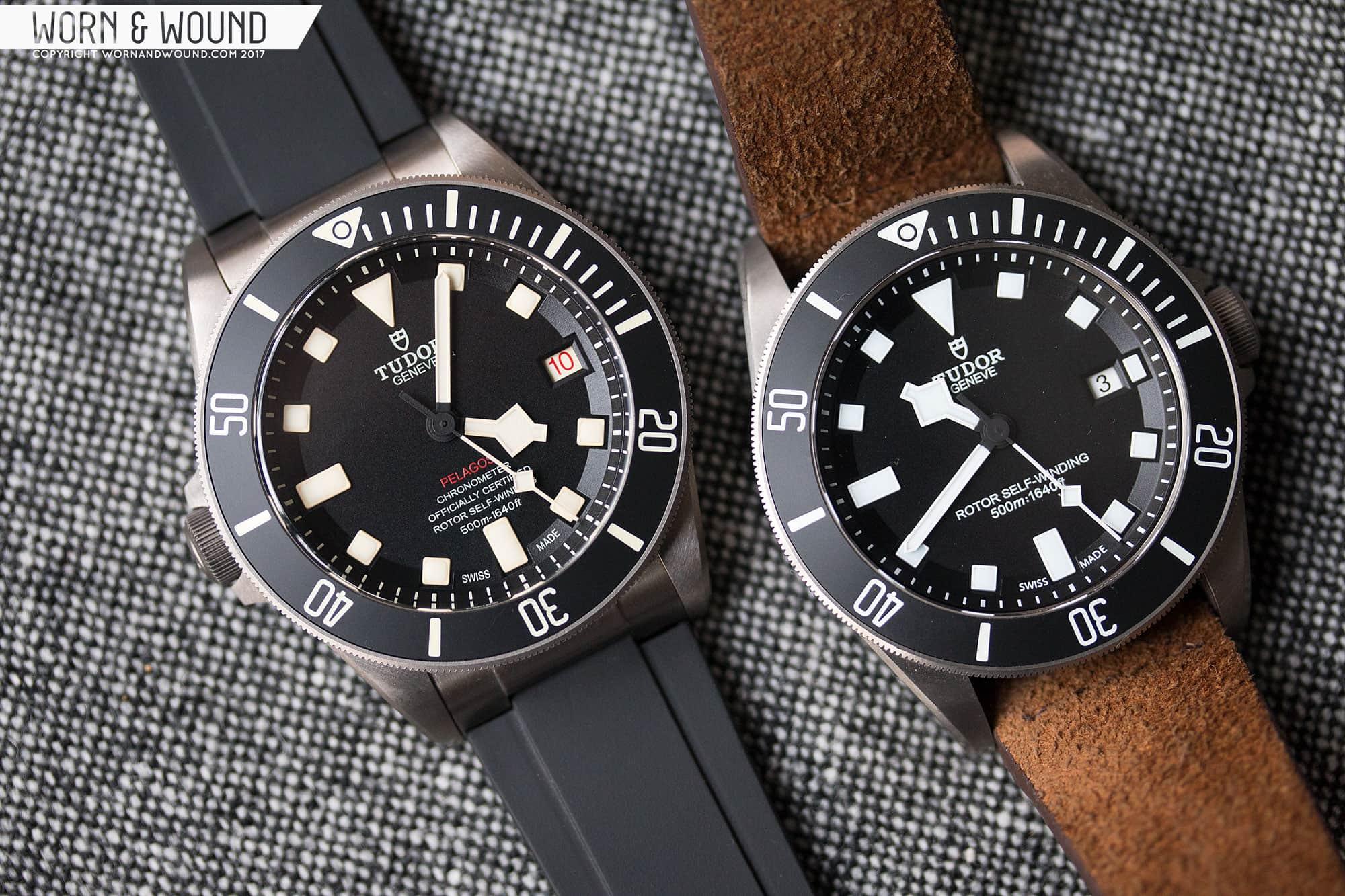8f854a46820 Tudor Pelagos LHD Review - Worn   Wound