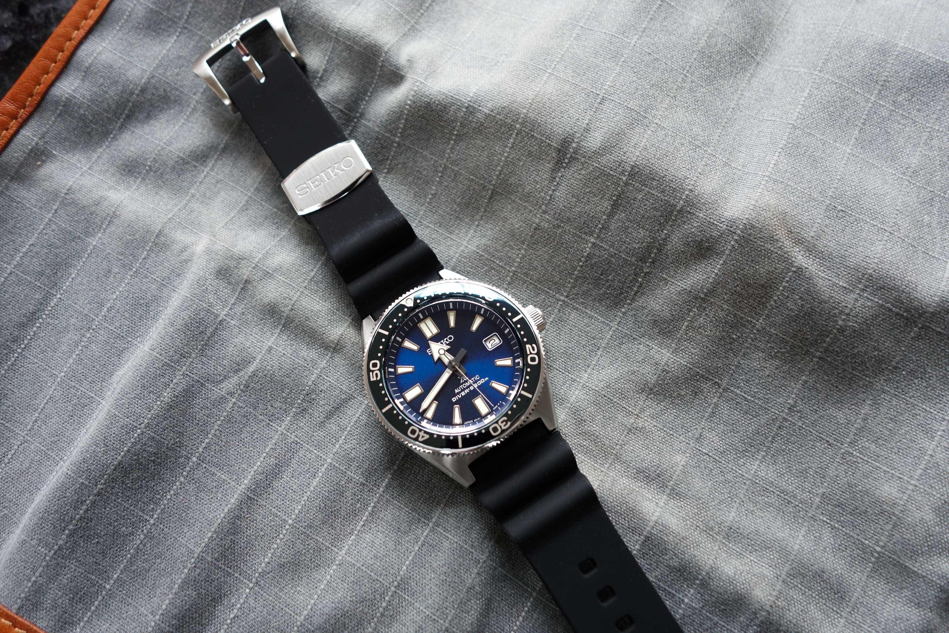 Seiko Prospex Diver ref  SPB053 Review - Worn & Wound