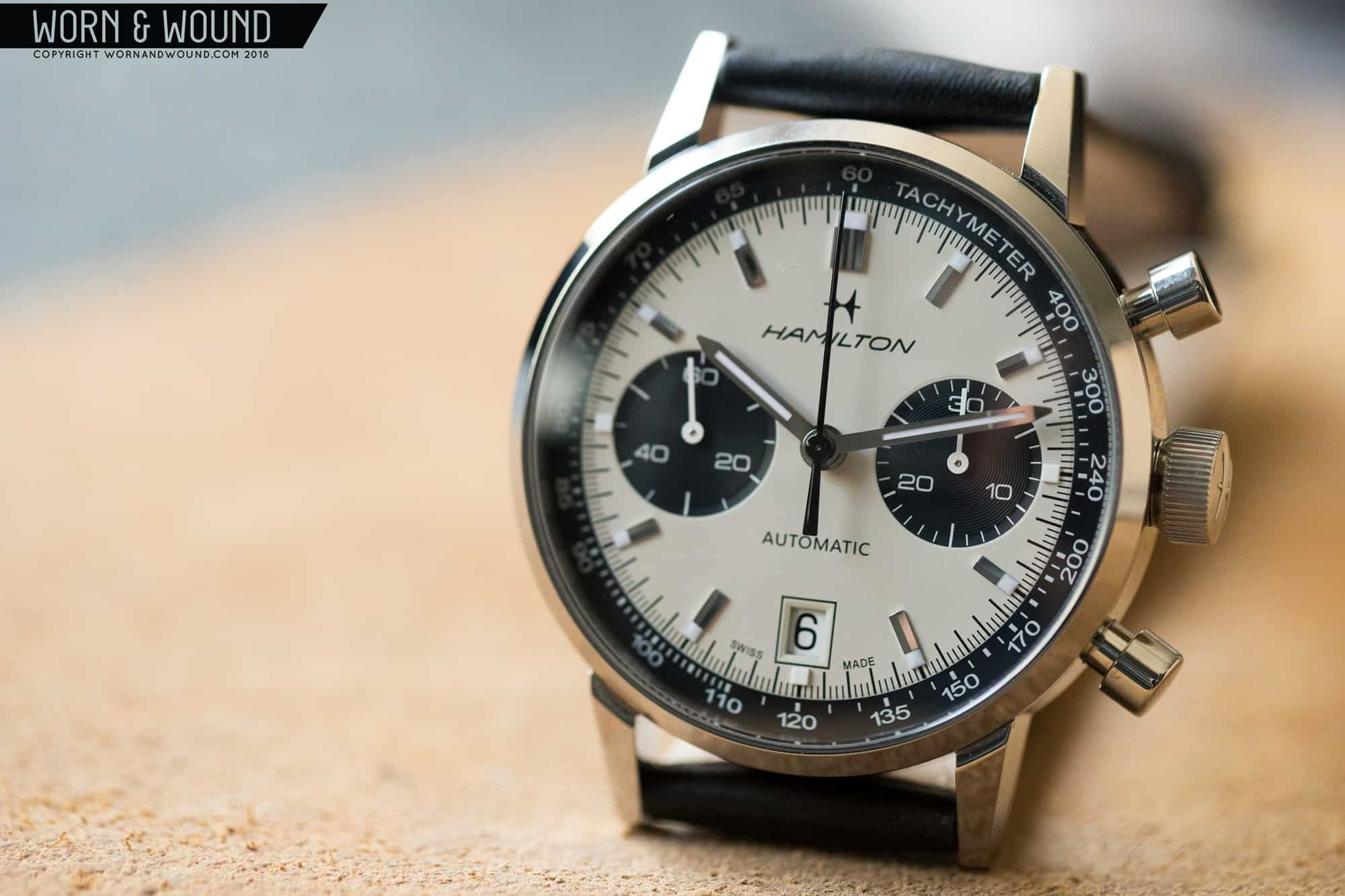 Review: Hamilton Intra-Matic Auto Chrono