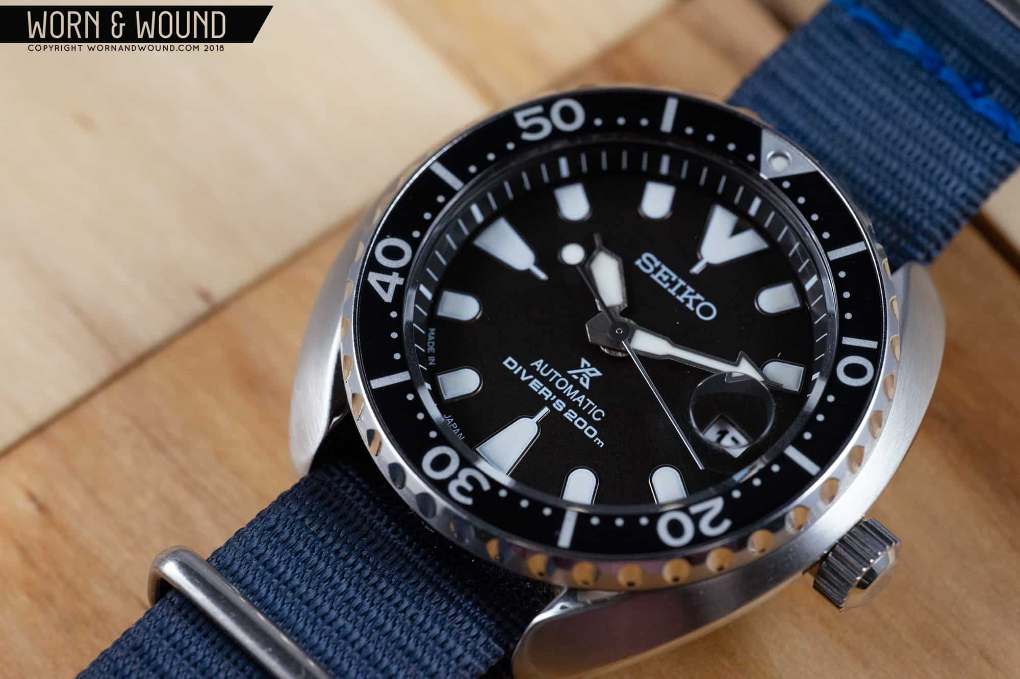 Review: Is the Seiko Mini-Turtle the New SKX007? - Worn & Wound