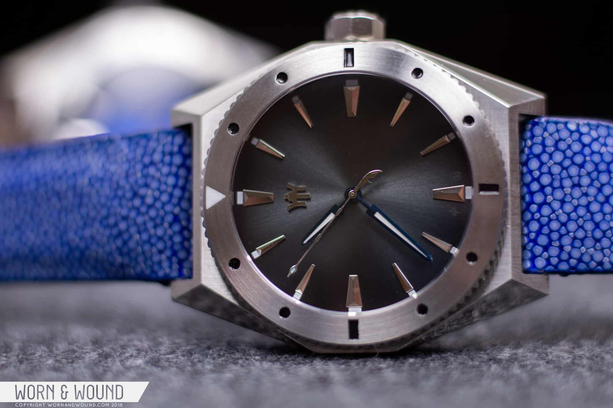 Hands-On: Maison Celadon Yue Fei Diver