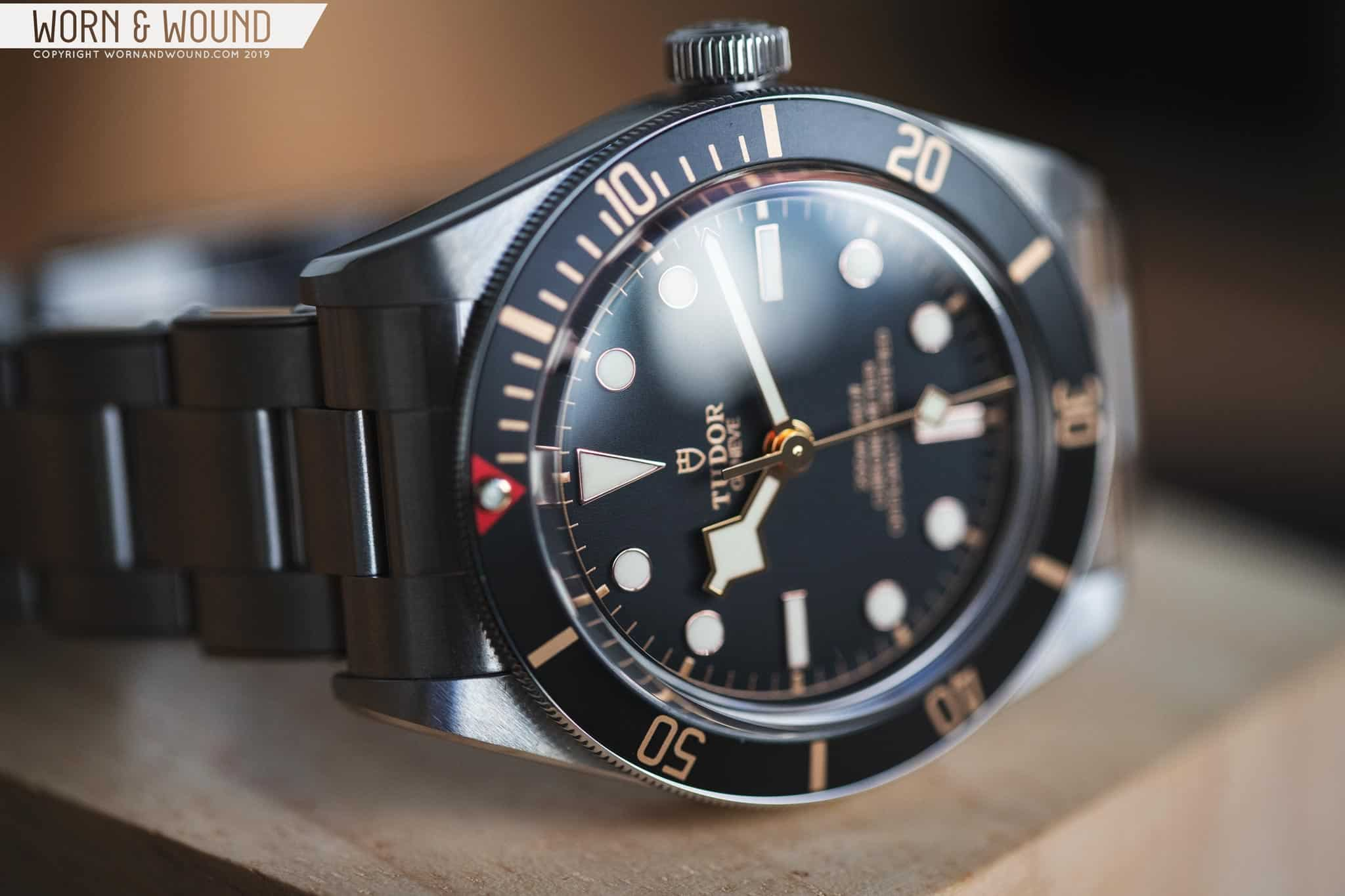 TUDOR BLACKBAY FIFTYEIGHT DIAL7 - Recapping 2019: Our 10 Favorite Watch Reviews of the Year