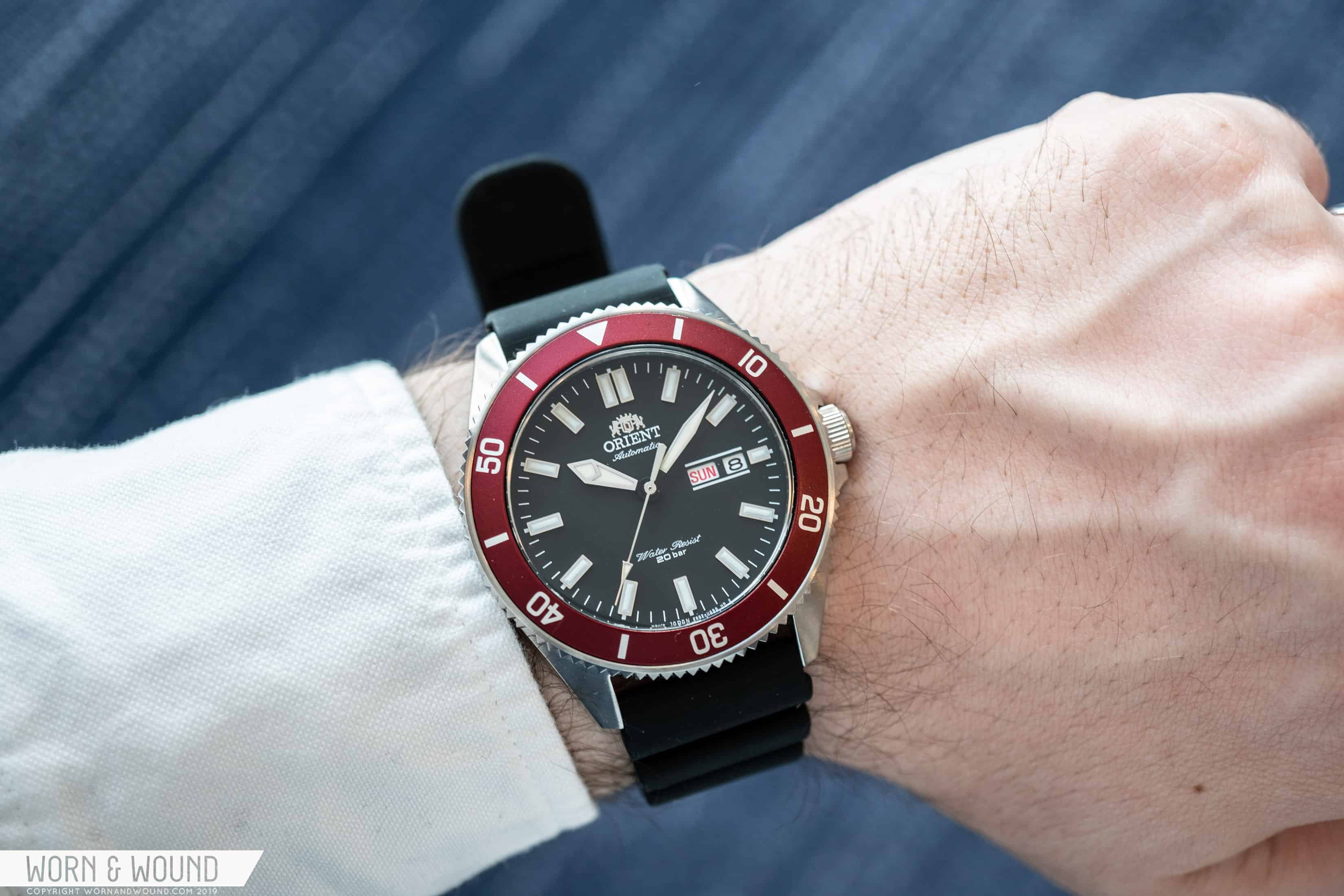 First Look at the Orient Kano, the Japanese Brand's Latest Value-Packed Diver