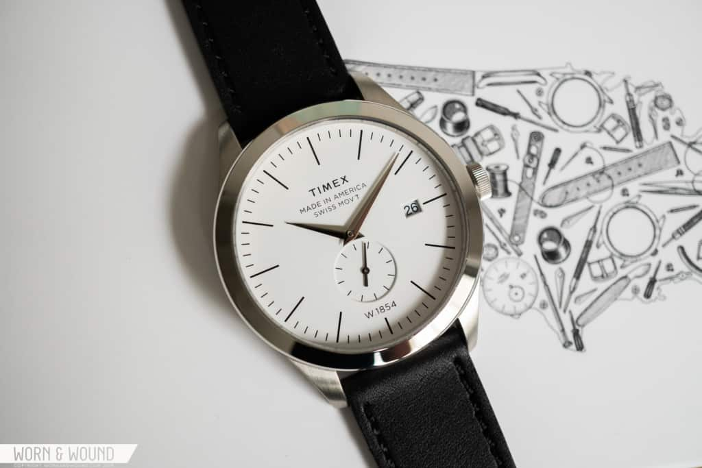 Timex Returns to Made in America with the American Documents #001 Collection - Worn & Wound