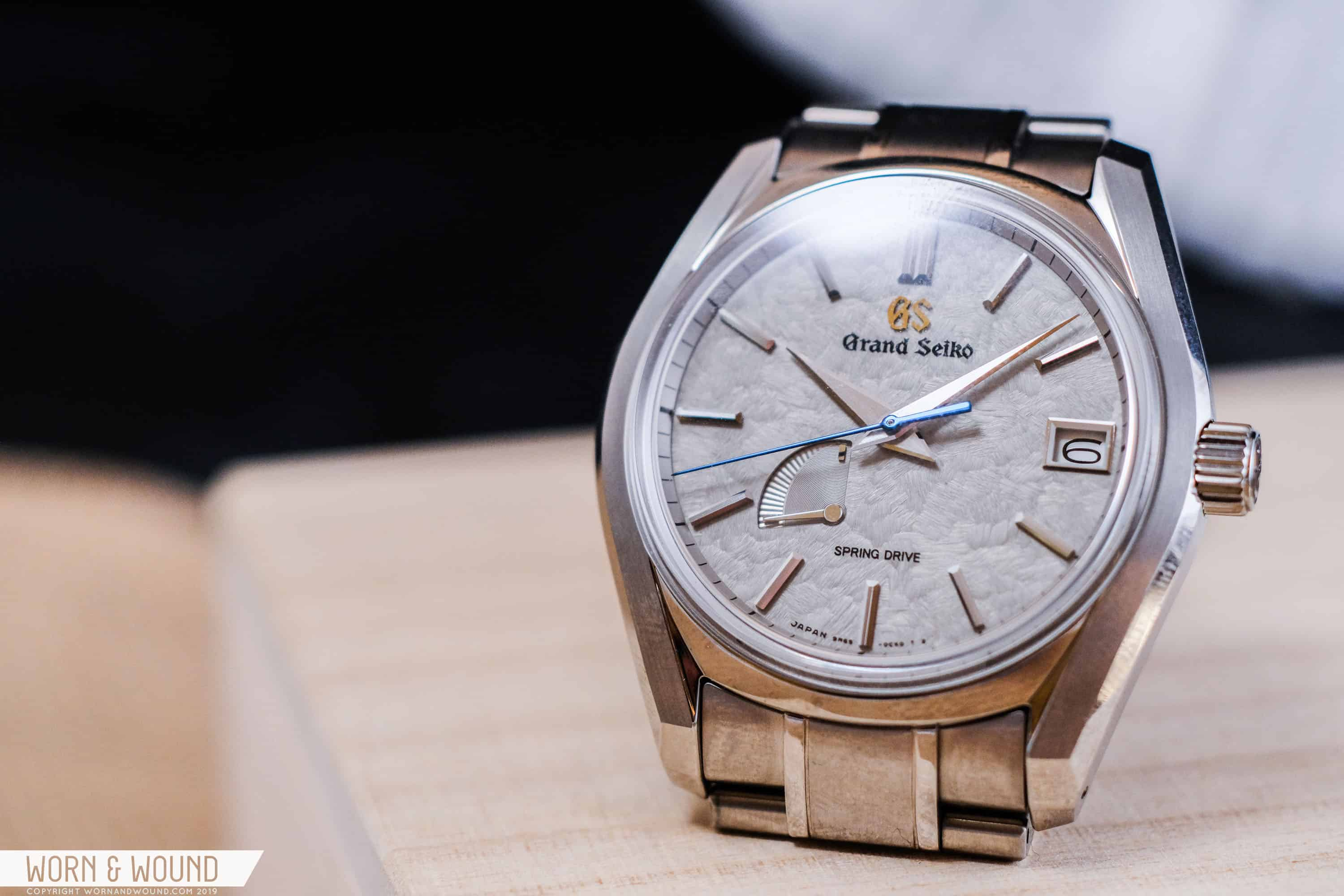 First Look at the USA-Exclusive Grand Seiko Seasons Collection (Refs. SBGH271, SBGH273, SBGA413, and SBGA415)