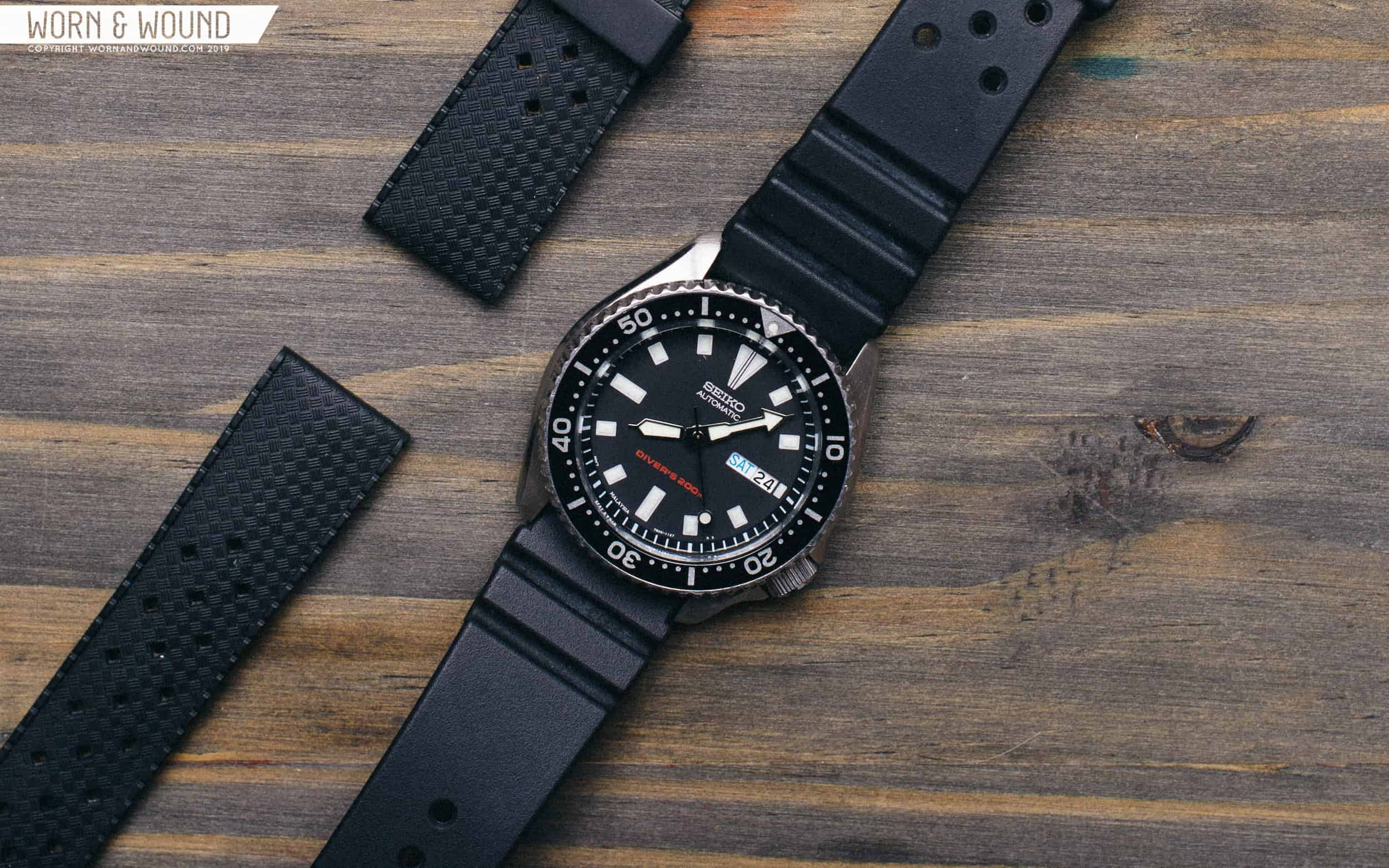 Review: Seiko SKX173, and the Small Mods That Made It My Own - Worn