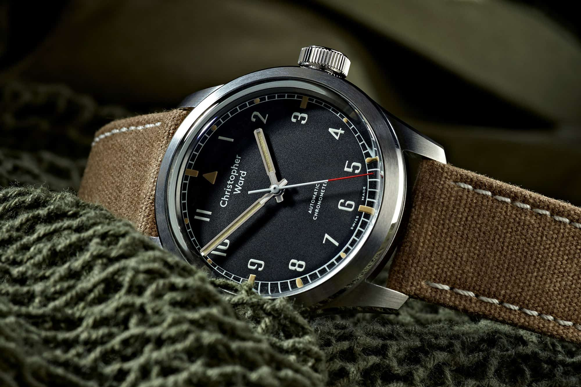 Christopher Ward's new Military Collection Christopher-Ward-Military-Collection-3