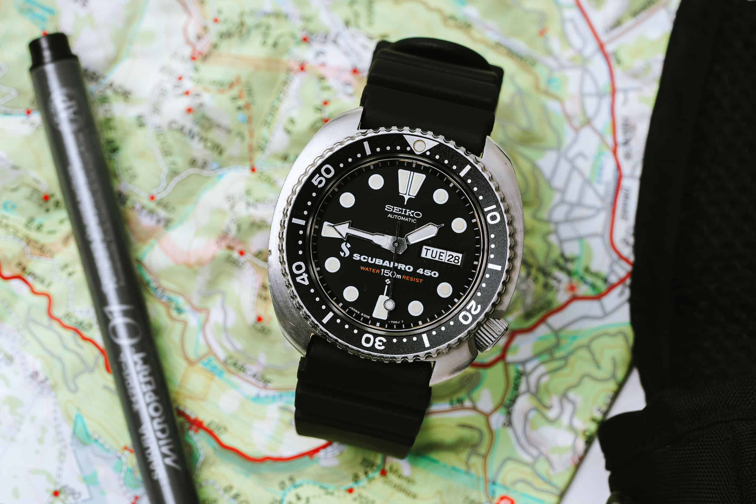 Deep Dive: The Evolution of the Seiko Turtle